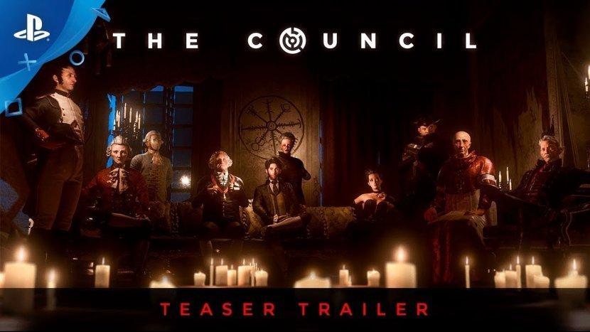 Состоялся неожиданный анонс нового эпизодического приключения The Council
