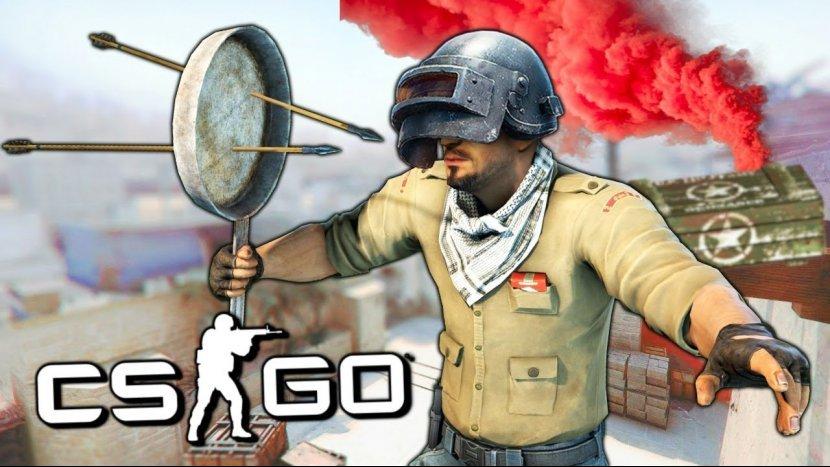 Слух: В Counter-strike: Global Offensive возможно появится режим «Королевская битва»