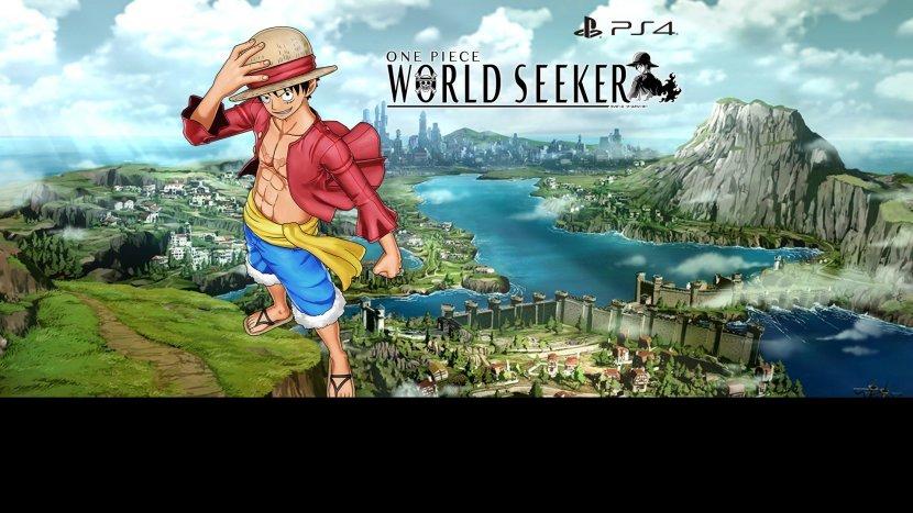 Появился дебютный трейлер игры One Piece: World Seeker