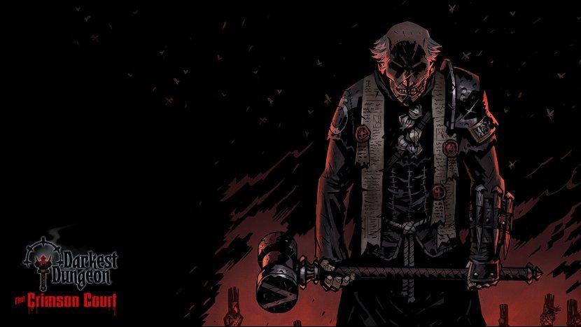 Стала известна дата выхода Darkest Dungeon: The Crimson Court на PS4