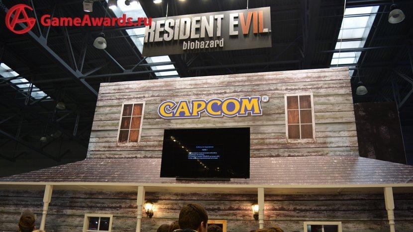 «ИгроМир 2016»: Всё о стенде Resident Evil 7 в виртуальной реальности