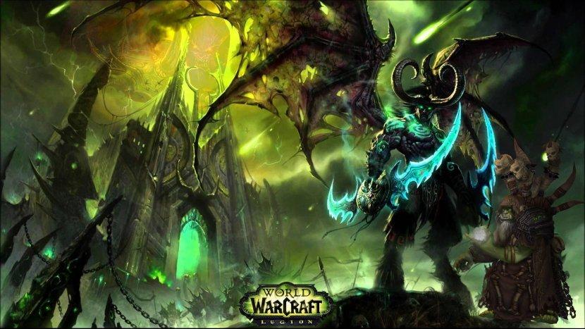 Продажи World of Warcraft: Legion превзошли даже ожидания разработчиков