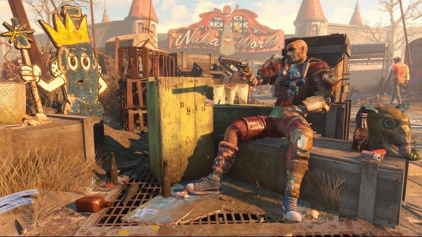 23 августа состоится демонстрация дополнения «Nuka-World» для Fallout 4