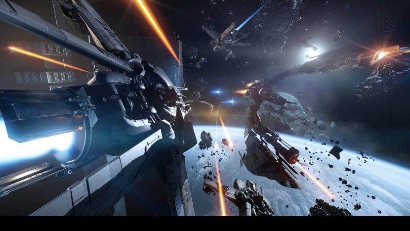 «Gamescom 2016»: Первая демонстрация альфа-версии Star Citizen 3.0