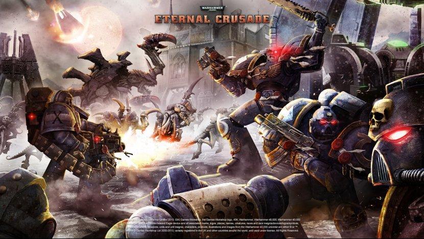 Новый трейлер экшена Warhammer 40.000: Eternal Crusade в честь предстоящего релиза на PC