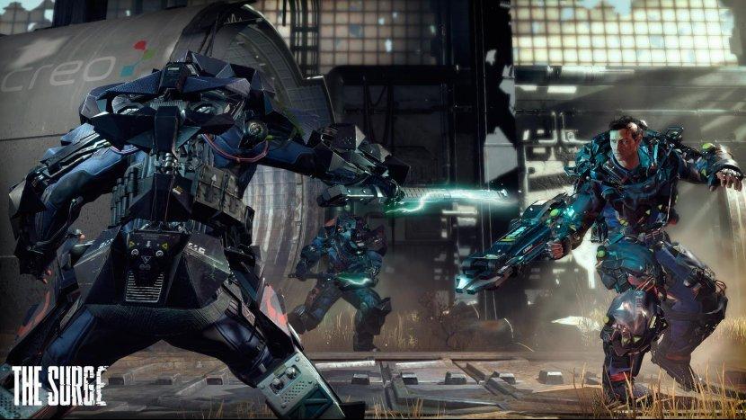 «Gamescom 2016»: Новый 15-минутный отрывок геймплея из The Surge