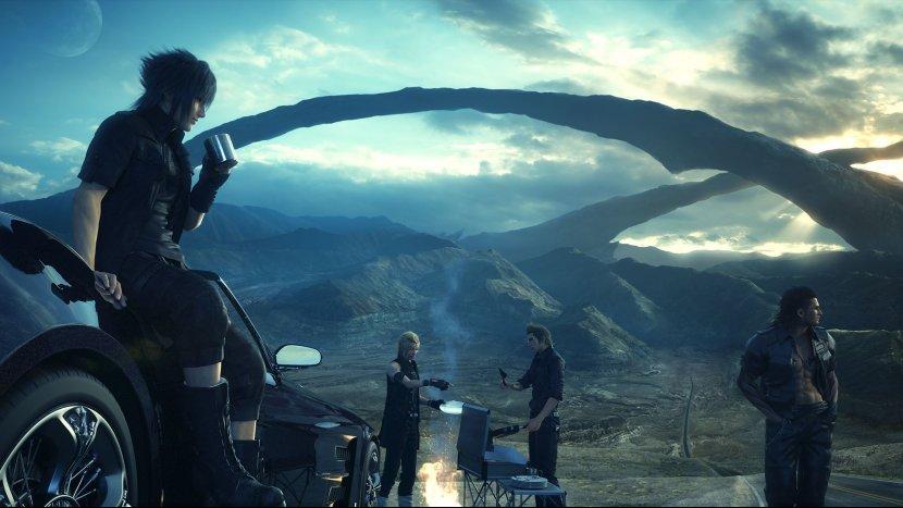 Дата выхода Final Fantasy XV официально перенесена на два месяца