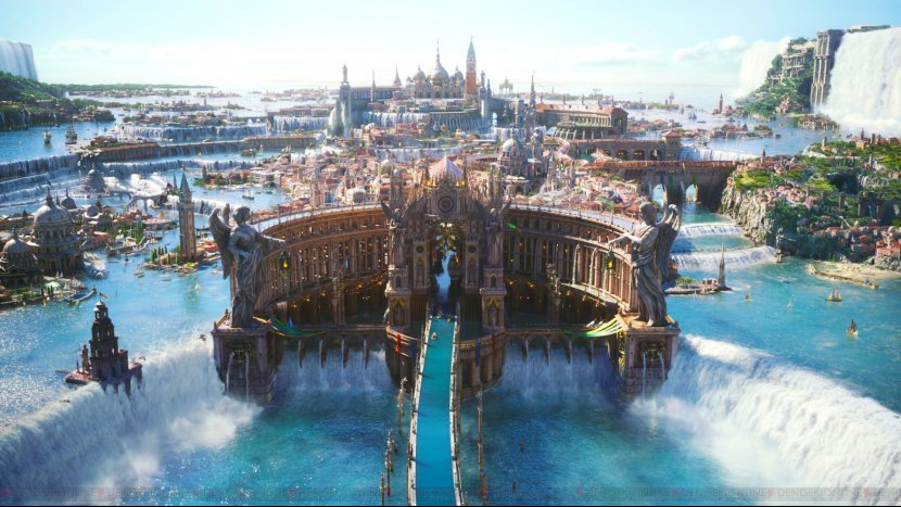 Знакомство с природой игрового мира Final Fantasy XV в новом видеоролике