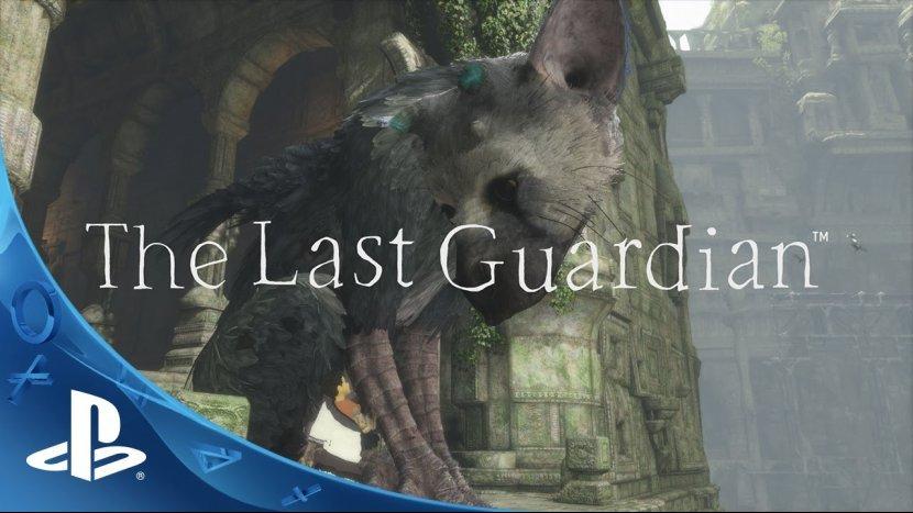 Парочка новых скриншотов из The Last Guardian