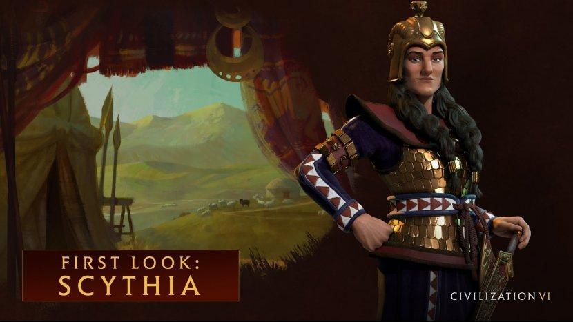 В Civilization VI появится Скифия и править ею будет жестокая царица Томирис
