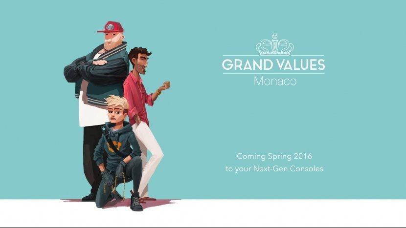 Появился выставочный трейлер нового стелса Grand Values: Monaco