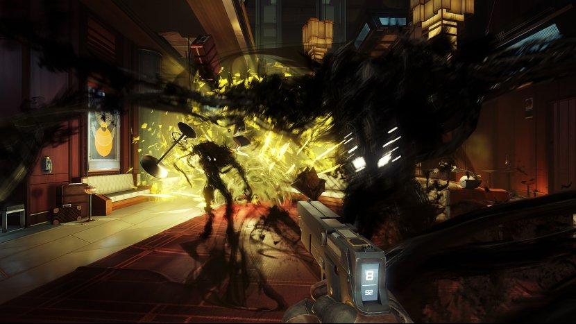 Первый трейлер геймплея Prey 2016 и парочка первых скриншотов из игры