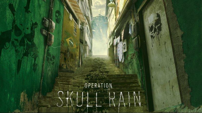 В честь выхода «Операции Skull Rain» для Rainbow Six Siege выпустили трейлер