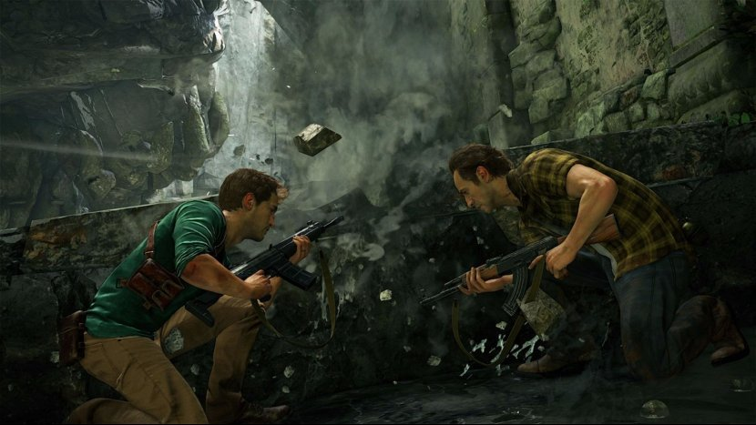 Первый дополнительный контент для мультиплеера Uncharted 4: A Thief's End выходит на следующей неделе