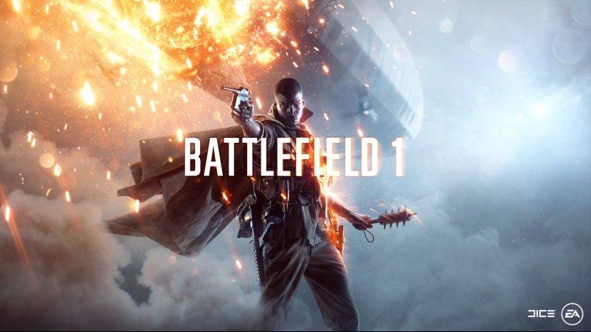 Первые скриншоты и официальные подробности Battlefield 1