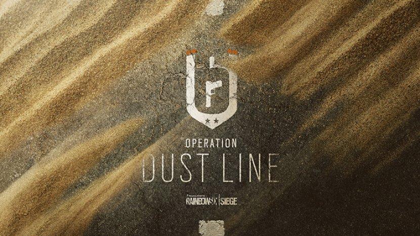 Первые кадры нового DLC «Dust Line» для Tom Clancy's Rainbow Six Siege