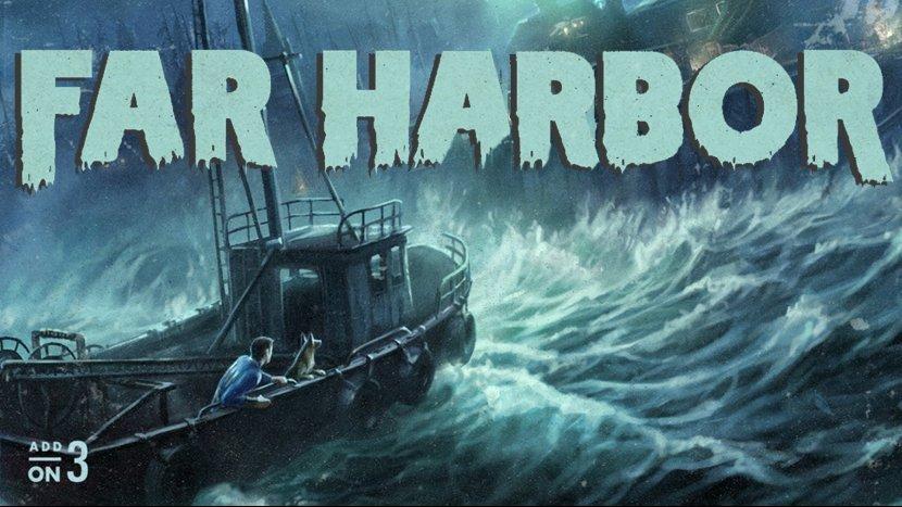 Официальный трейлер третьего дополнения «Far Harbor» для Fallout 4