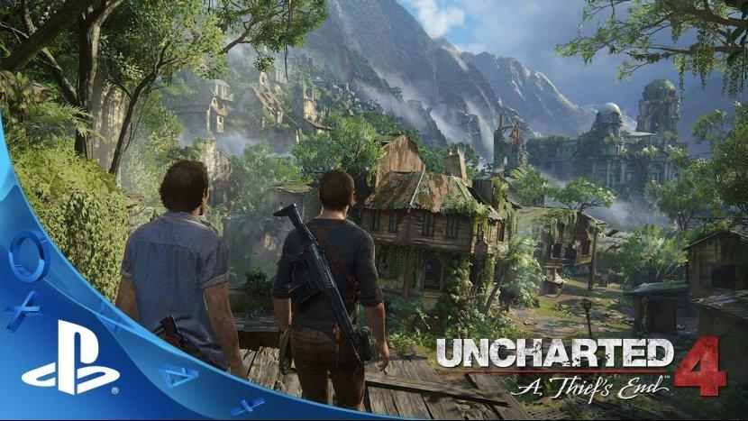 У компании Sony украли несколько лицензионных копий Uncharted 4: A Thief's End