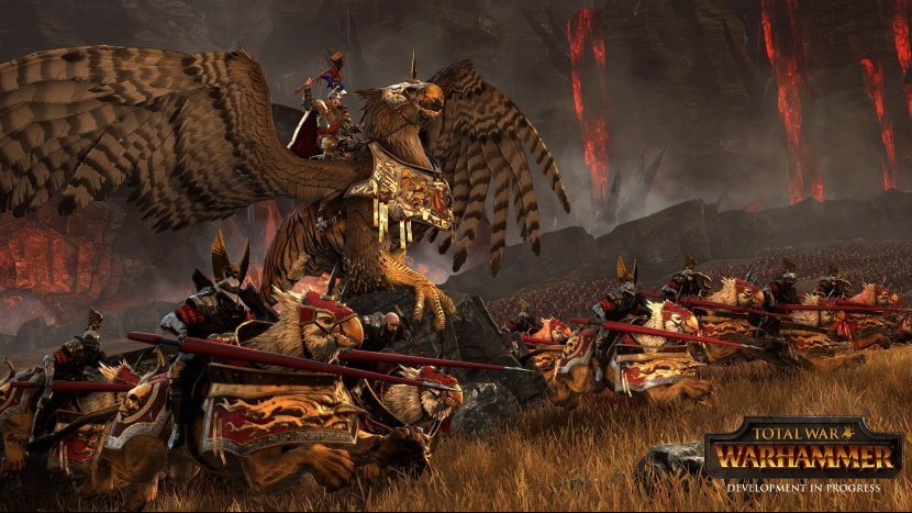 Демонстрация игрового мира Total War: Warhammer в новом видеоролике