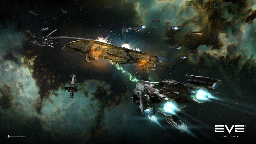 Самая большая космическая война скоро начнётся в EVE Online