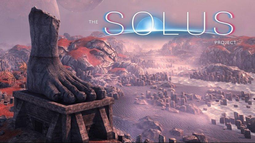 Состоялся релиз ранней версии The Solus Project в «Steam» и «GOG»