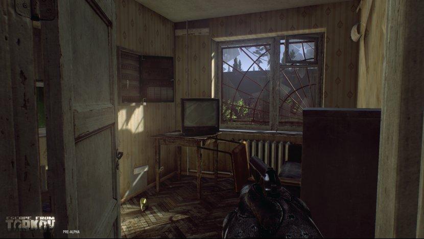 Опубликован десяток новых скриншотов из игры Escape from Tarkov