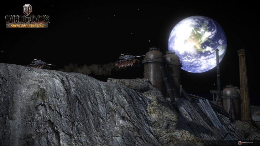 Лунный режим World of Tanks возвращается
