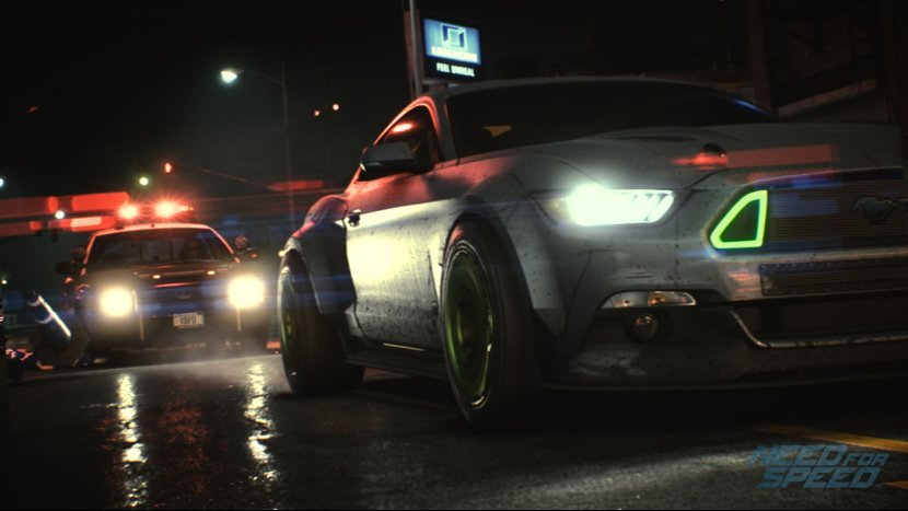 Релиз Need for Speed для ПК перенесен на 2016 год