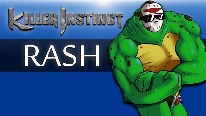 В Killer Instinct появится легендарная боевая жаба