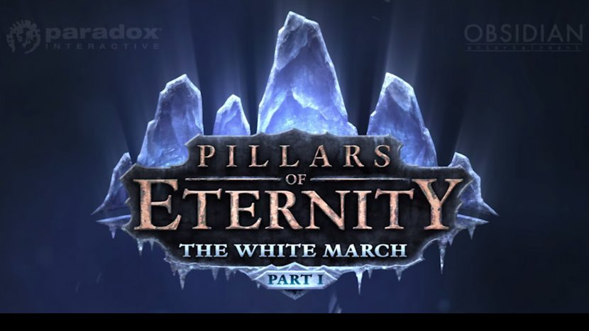 Известна дата выхода DLC «The White March» для Pillars of Eternity