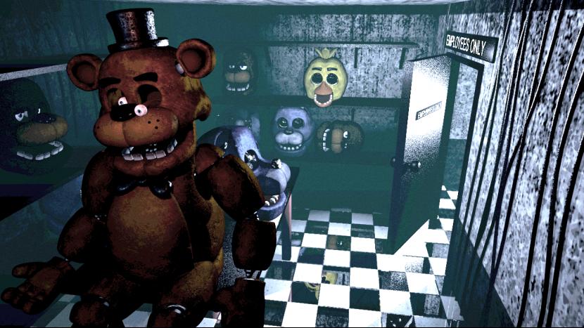 У фильма по мотивам серии игр Five Nights At Freddy's появился режиссер