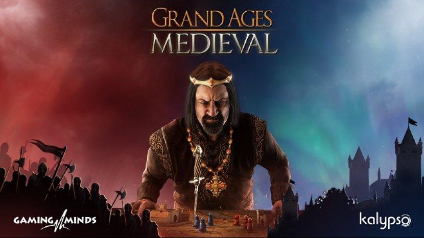 Опубликован целый час гейплея Grand Ages: Medieval