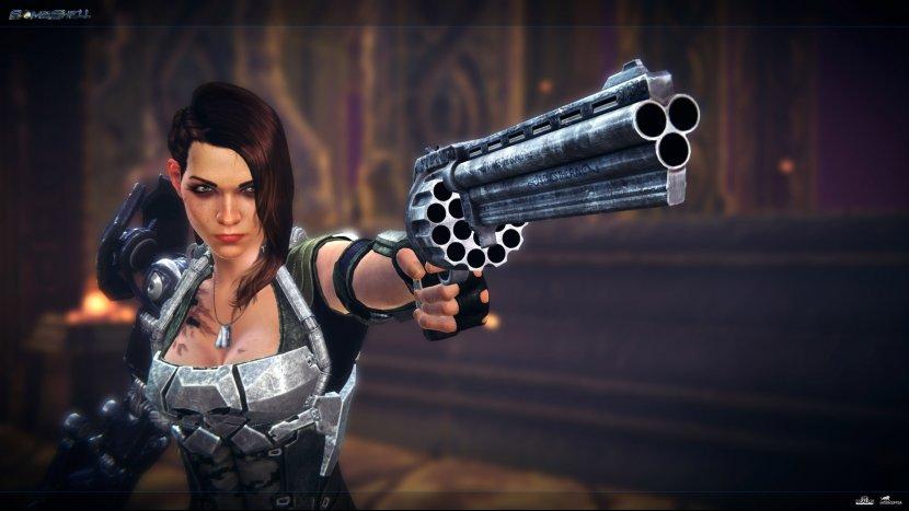 Появился 10-ти минутный видеоролик с игровым процессом RPG Bombshell