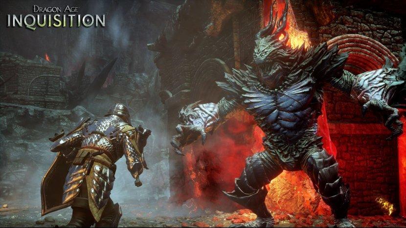 Следующее DLC для  Dragon Age: Inquisition отправит игроков в подземелье