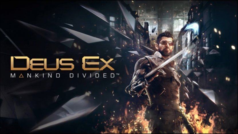 Появились новые концепт-арты Deus Ex: Mankind Divided