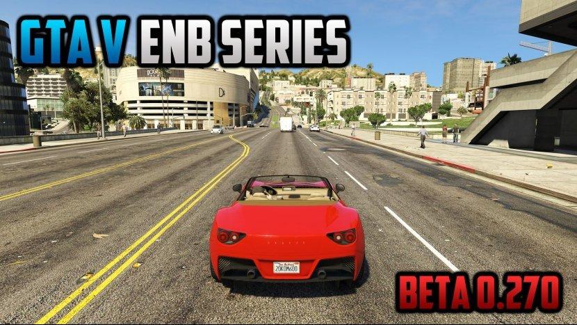 Опубликовали первые скриншоты мода «ENBSeries» для GTA V