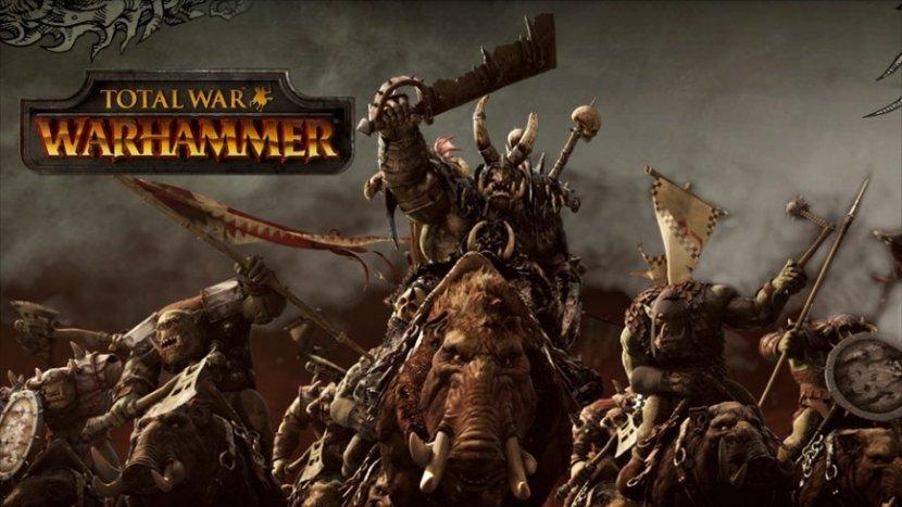 Опубликован первый геймплей Total War: Warhammer