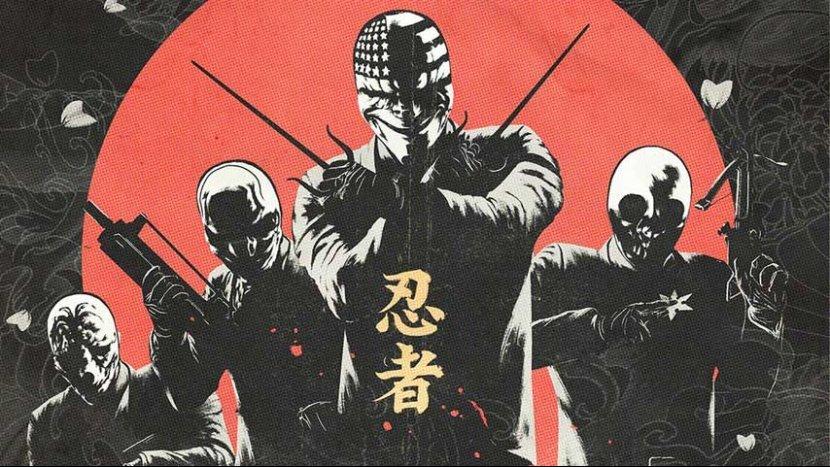 Для PayDay 2 скоро выйдет набор «Gage Ninja Pack»