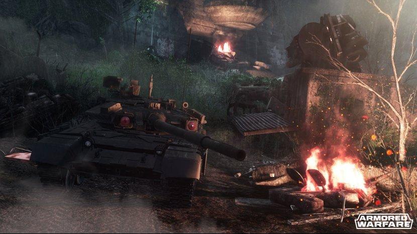 В Armored Warfare появился грозный русский танк Т-90