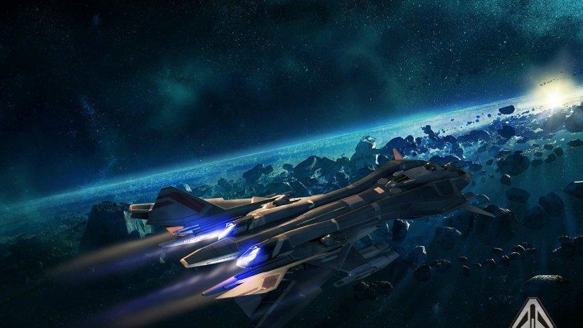 В Star Citizen появился тяжёлый бомбардировщик под названием «Retaliator»