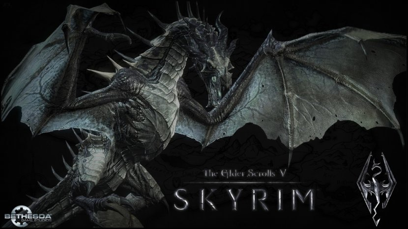 Из The Elder Scrolls 5: Skyrim сделали Dark Souls