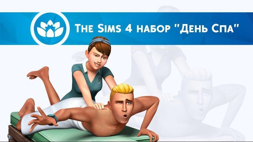 Новое дополнение для The Sims 4 отправит симов в сауну