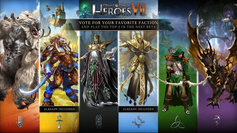 В Might & Magic: Heroes 7 будет второй этап бета-теста