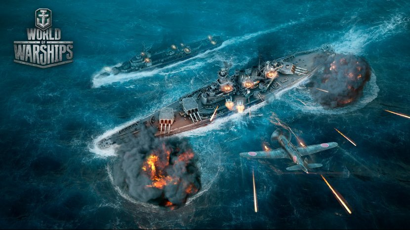 В World of Warships наступил открытый бета-тест