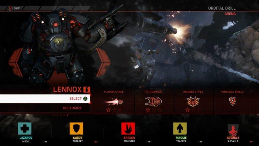 Разработчики игры Evolve анонсировали второй сезонный абонемент