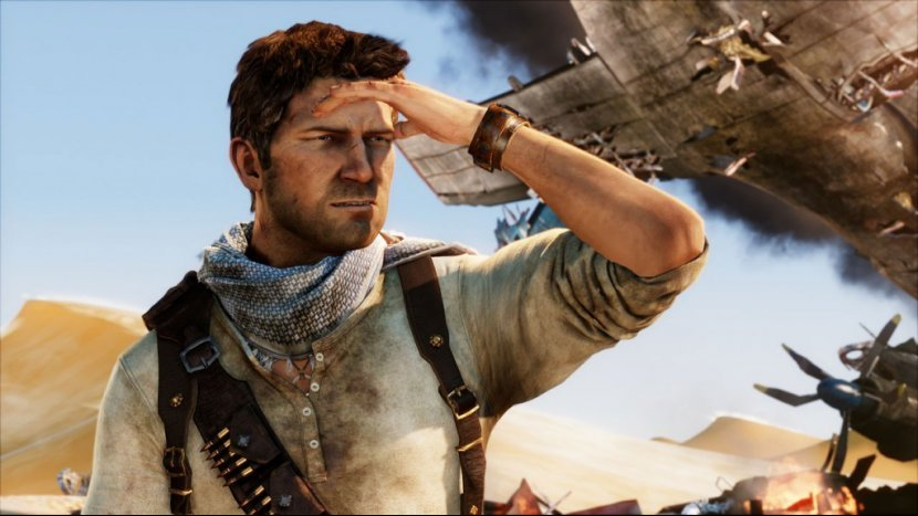 Трилогия Uncharted теперь доступна в PlayStation Now на PlayStation 4