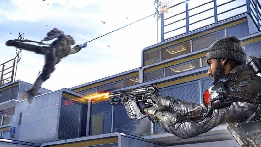 Дата выхода второго DLC для Call of Duty: Advanced Warfare