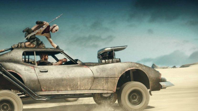Релиз Mad Max запланирован на сентябрь