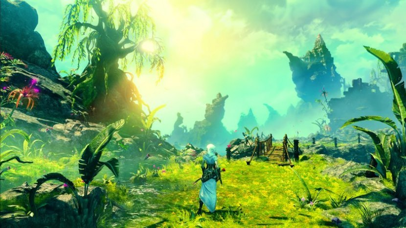 Анонсирован Trine 3: The Artifacts of Power