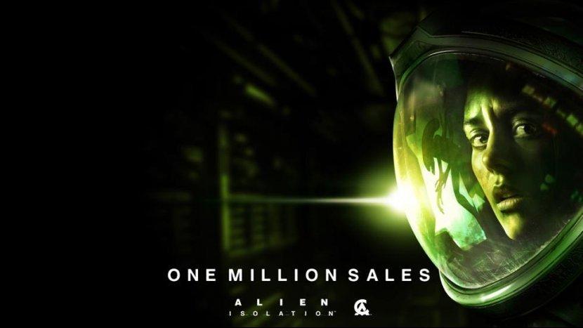 Продажи Alien: Isolation перевалили за 1 млн. копий